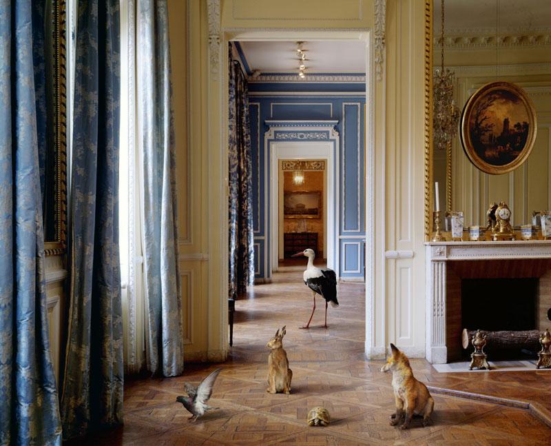 Corridor [Carnavalet] // © Karen Knorr