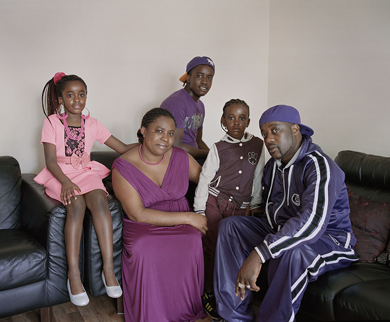 The Mapira Family Zimbabwe / Scotland