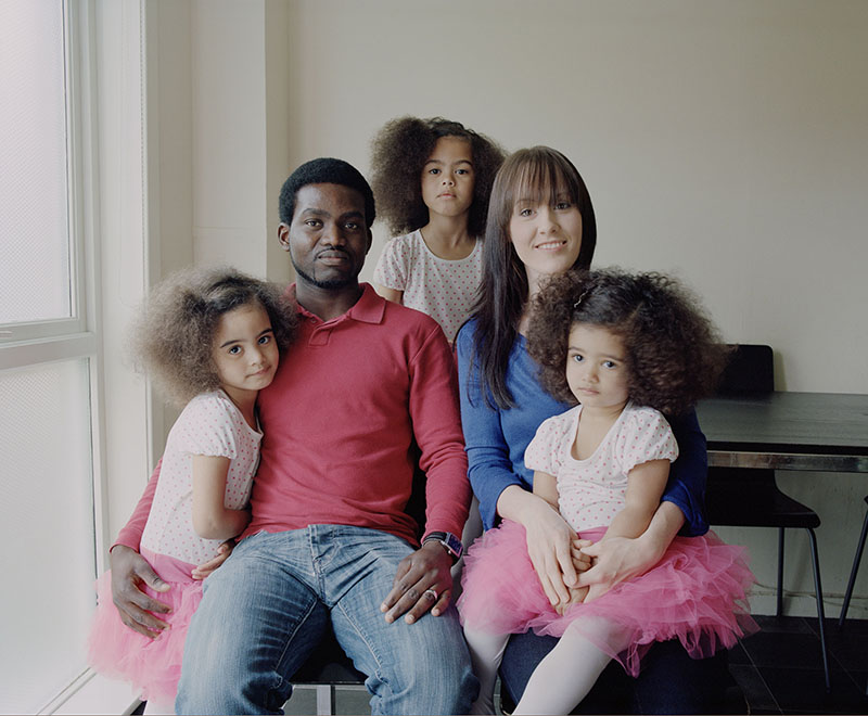 The Shittu Family Nigeria / Scotland