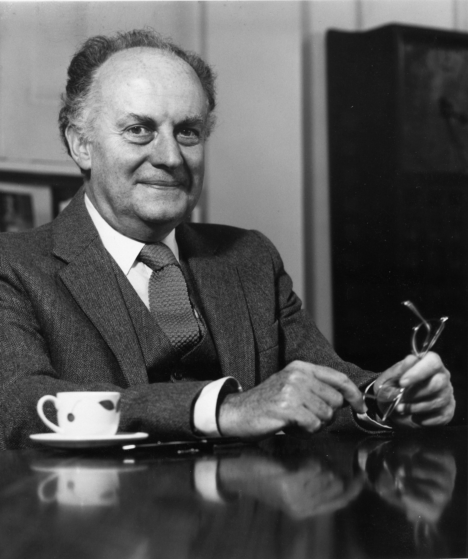 Photograph of Bill Buchanan